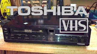 This VCR Will Freeze Your TV