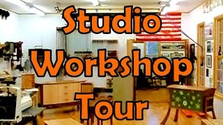 Studio Workshop Tour