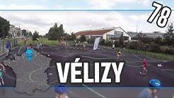 SKATEPARK (Pumptrack) de Vélizy-Villacoublay (78)