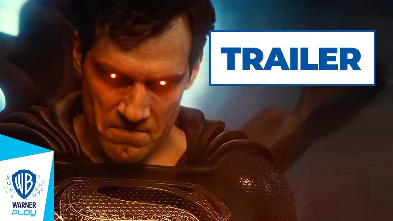 JUSTICE LEAGUE - Snyder Cut - Trailer Final Legendado
