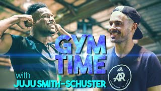 Juju Smith-Schuster Smoked This NFL Workout | Gym Time w/ Zac Efron