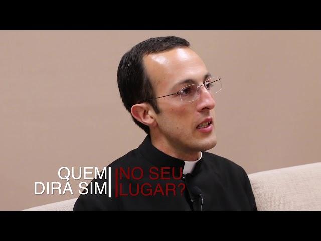 Irmão Angelo Henrique Senchuke, LC