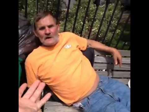 Old Daddy Schwulen Video