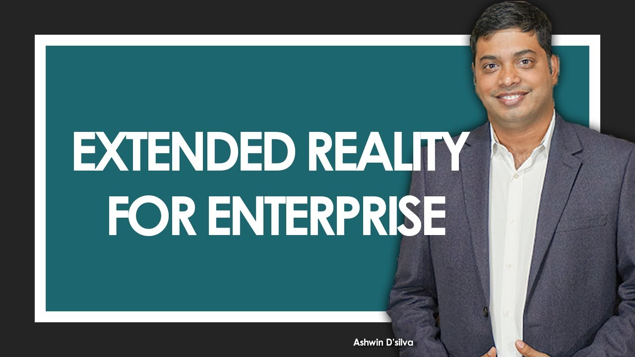 Download Ashwin D'silva-Managing Director & Extended Reality Lead - CIO Organization at Accenture
