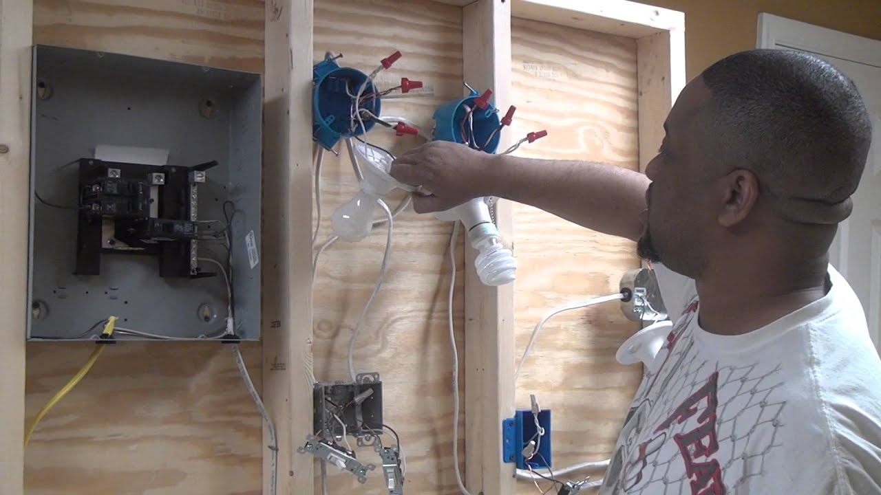 installing multiple switches youtube rh youtube com wiring multiple light switches same box A Light Switch Wiring