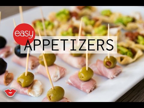 Three Easy Appetizers! | Stephanie from Millennial Moms