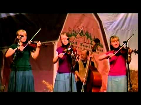Traditional Fiddle Songs - Maggie and Red Wings