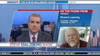 Roland Lazenby -- USA Today sportswriter and best-selling author
