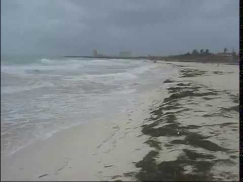 2008: Old Video Footage of Hurricane Omar near Aruba  [Classic Series] thumbnail