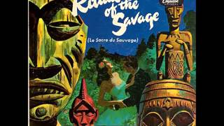 Les Baxter - Ritual of the Savage (1951, Full Album)