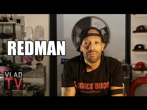 Redman: Living 4 Years w/ Erick Sermon in Small Apartment Working on 1st Album
