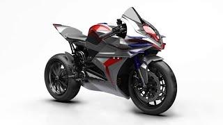 เปิดโปรเจ็กท์ KVN SCR268 ซุปเปอร์ไบค์ไฟฟ้า สัญชาติไทย แรงเทียบชั้นรถ MotoGP