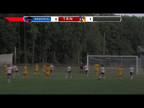 Memorial Girls Soccer vs. Toms River North - 10/5/17