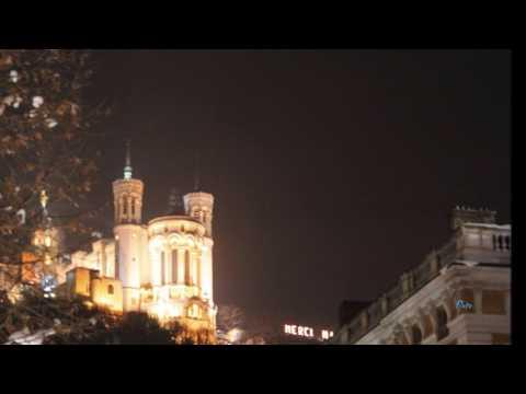 Premiere Photo De Lyon La Nuit En 2011