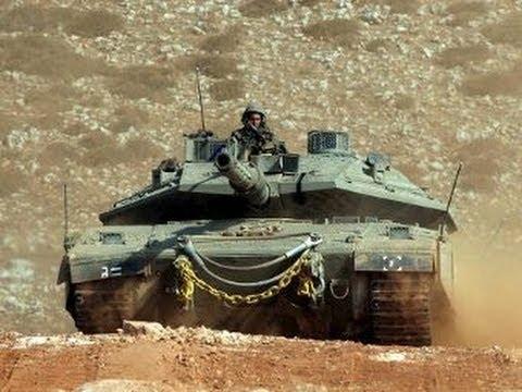 Цахал: танковые войска Израиля (Военное Дело) - YouTube