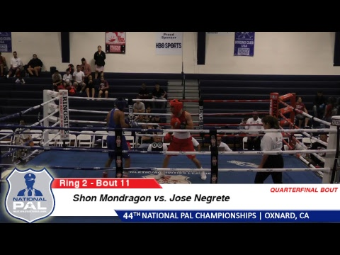 download Oxnard PAL Boxing Ring 2 Live Stream - Day 1 (9/18/18)