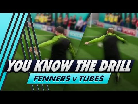 Volley Challenge LIVE | You Know The Drill - Fenners v Tubes