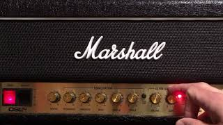 Marshall DSL20HR Unbox, Review and Demo (J Speak No 79)