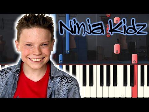 🎵 Take The World By Storm! - Ninja Kidz