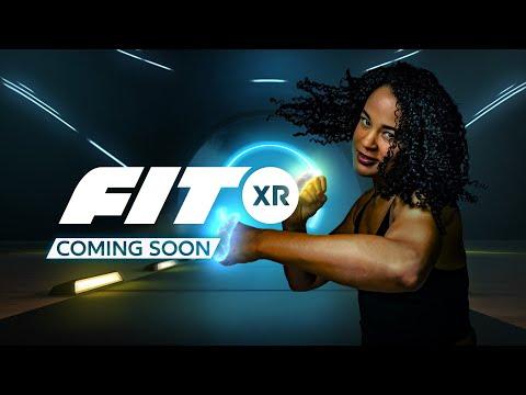 FitXR Coming Soon   Oculus Quest