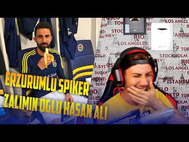 ERZURUMLU SPİKER - GÜLERSEN LİKE ATARSIN CHALLENGE!