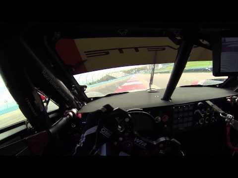 Watkins Glen Daytona Prototype Test With Jordan Taylor - /DRIVER'S EYE