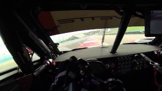 Watkins Glen Daytona Prototype Test with Jordan Taylor - /DRIVER'S EYE
