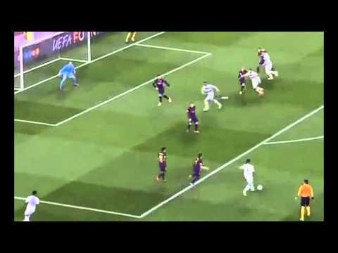 Барселона - Бавария. 3-0. Лига чемпионов. Полуфинал, первый матч. 2014-2015