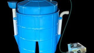 Homemade biogas Project