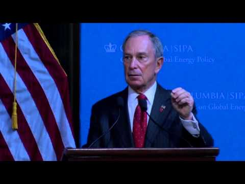 Center on Global Energy Policy Launch: Opening Remarks (Bloomberg)