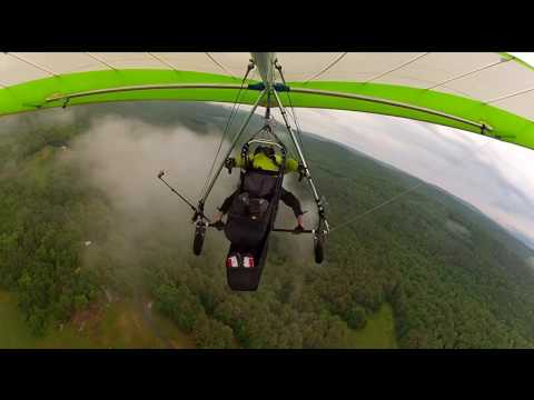 Tandem Hang Gliding Flights over the Connecticut River!!
