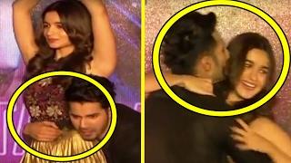 Varun ने Alia से की ऐसी हरकत तो Alia ने क्या किया आप खुद ही देखिये