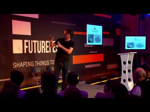 Author and comedian Mark Stevenson on the future of organisations