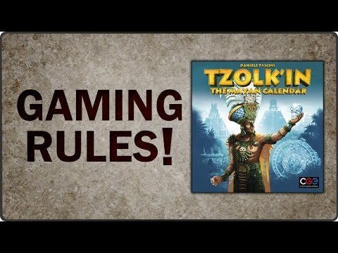 Tzolk'in - Full Rules Video