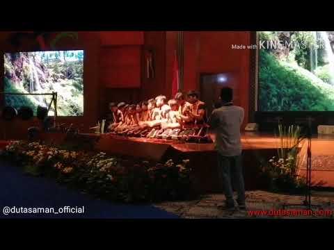 Penampilan Saman Di Festival Ratoh Jaroe 2019