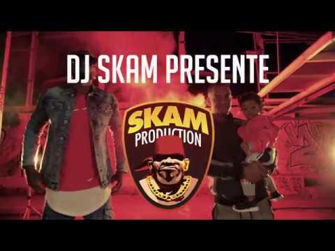 DJ Skam - Come Back Ft Dimix Staya - Clip officiel