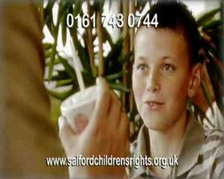 Salford Children's Rights Commercial