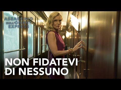 Assassinio sull'Orient Express | Non fidatevi di nessuno Spot HD | 20th Century Fox 2017