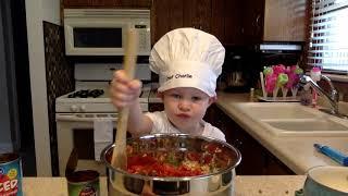 Cookin' during COVID - Episode 6 (Stuffed Pepper Casserole)