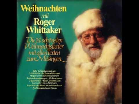 Roger whittaker am weihnachtsbaum die lichter brennen