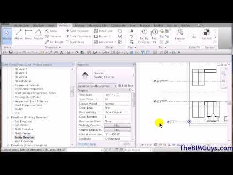 Revit 2013 - Project Points, Survey Points, Revit Coordinates - CADtechSeminars.com