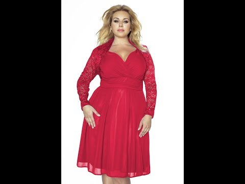 Robes grande taille