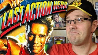 Last Action Hero (1993) the Schwarzenegger Parody Better Than Most Other Action - Rental Reviews