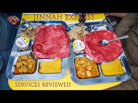 Jinnah Express | Review Of Services, Food & Dining Car | New Train Of Pakistan Railways