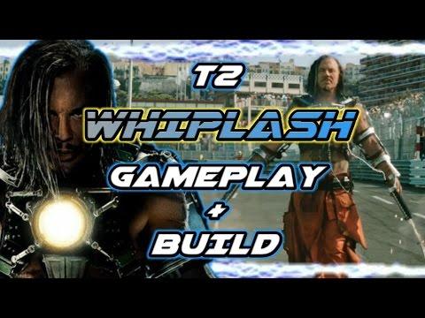 Marvel Future Fight : T2 Whiplash Gameplay & Build