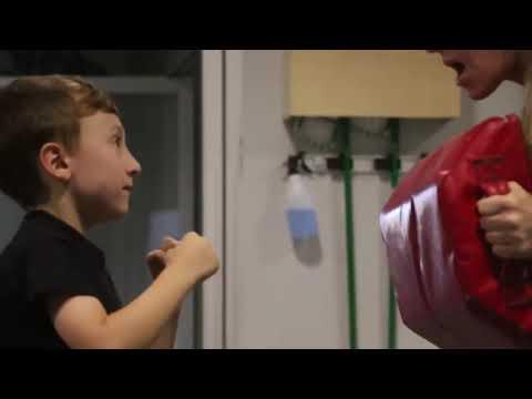 Kids Krav Maga Self Defense