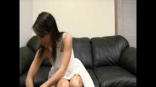 Repeat youtube video Audrina's white dress upskirt