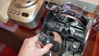 Breville Sous Chef Food Processor - What's In The Box - Unboxing - Accessories Included