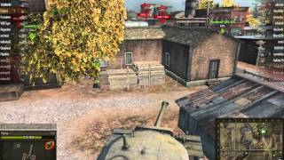 World of Tanks Extra - T30 - And what are you supposed to be - The Halloween edition.