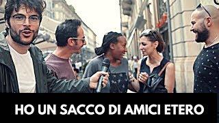 DMA - HO UN SACCO DI AMICI ETERO   Guglielmo Scilla